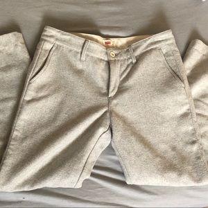 Levi's Wool Trouser Pant